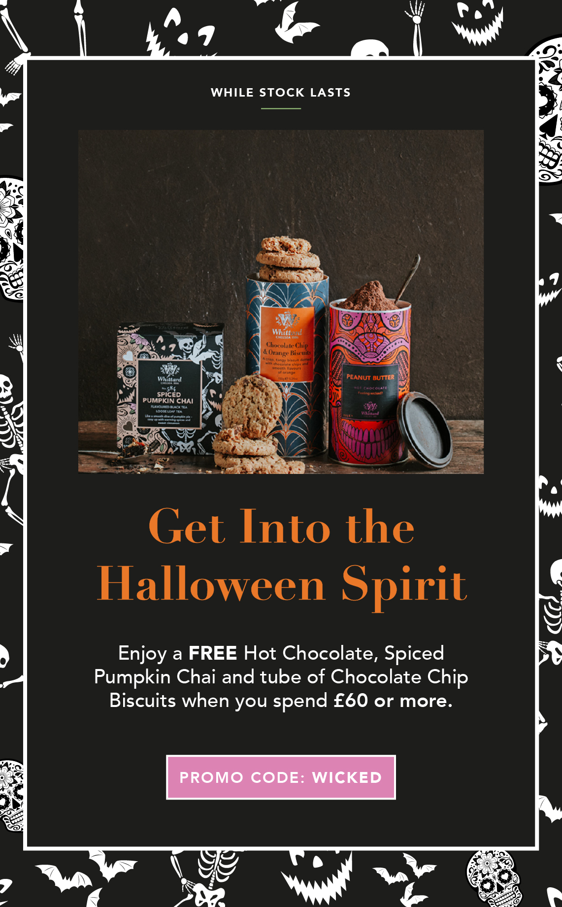 Get Into the Halloween Spirit